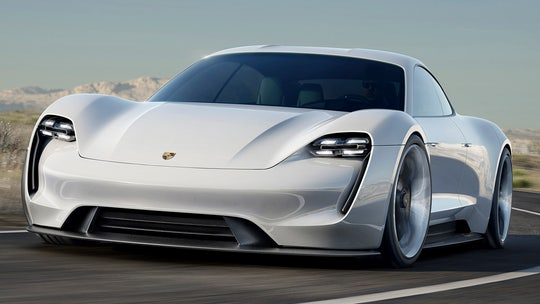 Electric Porsche is so popular that it's doubling production targets
