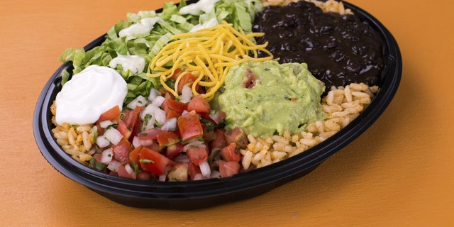 Vegetarians and vegans will have more options to look forward to from the fast food chain, like the Vegetarian Power Menu Bowl (pictured here.)