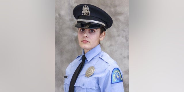 "This undated photo released by the St. Louis Police Department shows officer Katlyn Alix. St. Louis police say an officer ""mishandled"" a gun and accidentally shot and killed Alix early Thursday, Jan. 24, 2019, at an officer's home."