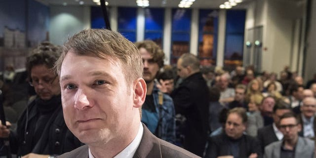 """André Poggenburg resigned last year after Turkey was identified as a """"camel driver"""" as a dual citizenship immigrant """"a homeless mob we no longer want"""". He recently criticized AfD for becoming increasingly left among fear of being overseen by Germany's domestic intelligence agency."""
