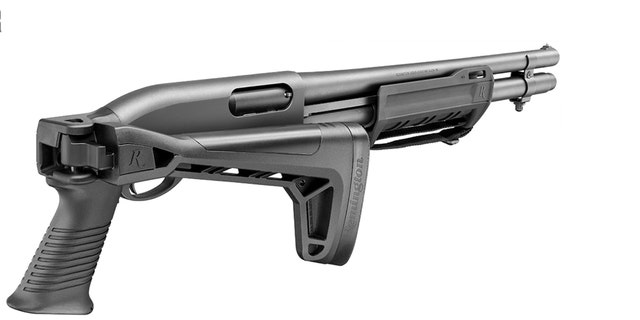 Remington 870 Side Folder. (Remington)