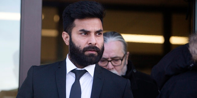 Jaskirat Singh Sidhu was the driver of a transport truck involved in a bus crash that killed 16 people with the Humboldt Broncos junior hockey team in Canada last year. He has pleaded guilty to all charges against him. (Kayle Neis/The Canadian Press via AP)