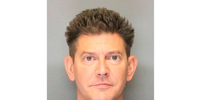 This 2018 booking photo released by the Yolo County Sheriff's Office shows Kevin Douglas Limbaugh. Authorities identified the 48-year-old Limbaugh as the man who shot and killed rookie Natalie Corona, 22, on Thursda and later took his own life during a standoff with police.