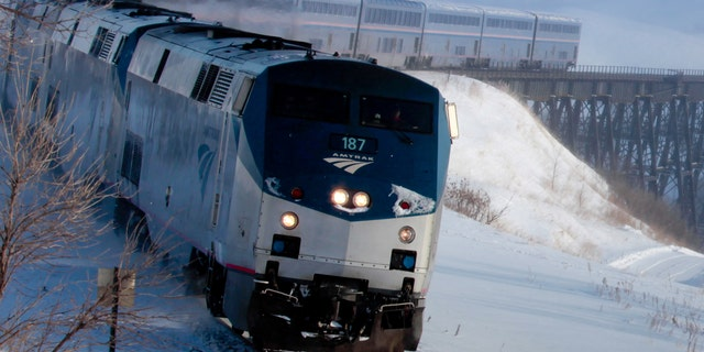 Amtrak has canceled all rail service to and from Chicago on Wednesday, and more cancellations were scheduled for Thursday.
