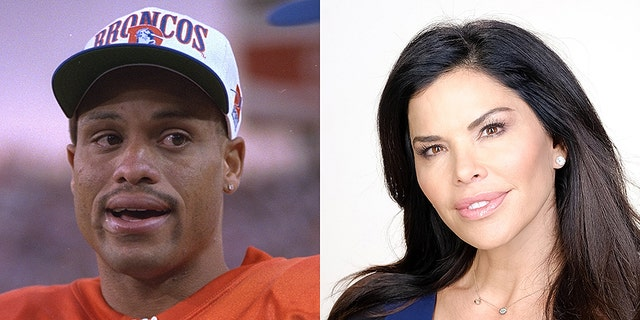 Anthony Miller, left, dished on his relationship with Lauren Sanchez.