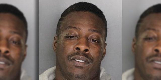 Artavious Coleman, 33, was arrested early Sunday after the violent incident.