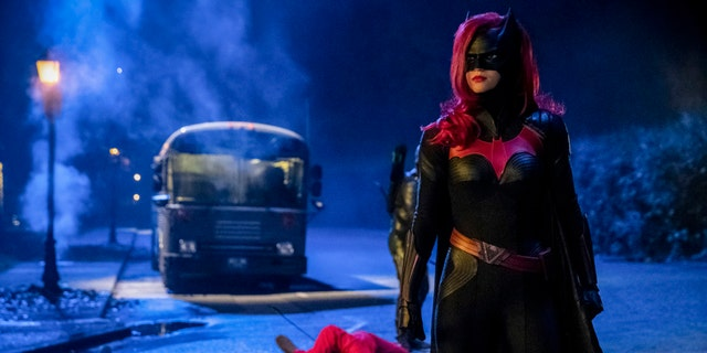 Ruby Rose made her debut in'Elseworlds' as Batwoman.
