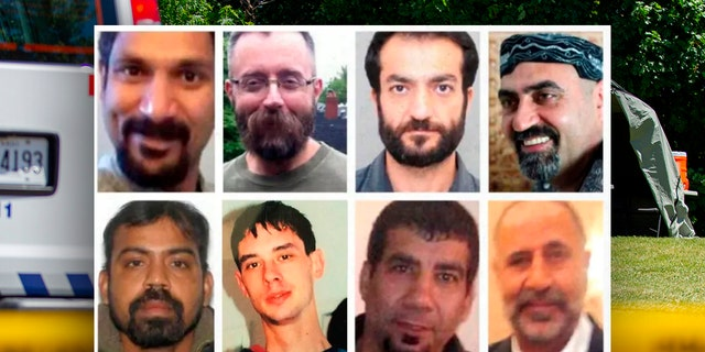 Five men who Toronto landscaper Bruce McArthur is accused of killing, from left: Selim Essen, 44, Sorush Mahmudi, 50, Dean Lisowick, Andrew Kinsman, 49, and Majeed Kayhan, 58. Some of the known and suspected victims of the alleged serial killer fit a pattern: people on the margins of Canadian society whose disappearance attracted little attention, until Kinsman, a LGBQT activist and former bartender with many friends, vanished.
