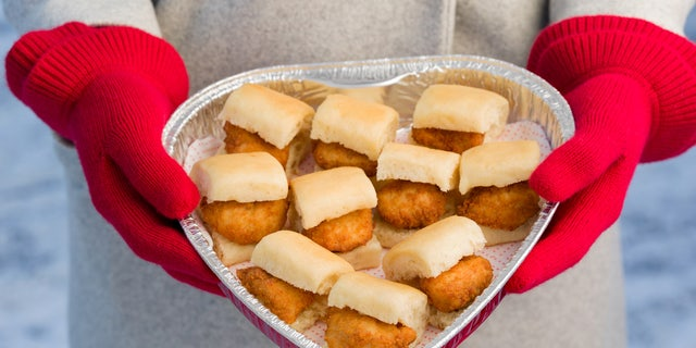 Chick-fil-A offering heart-shaped containers of chicken