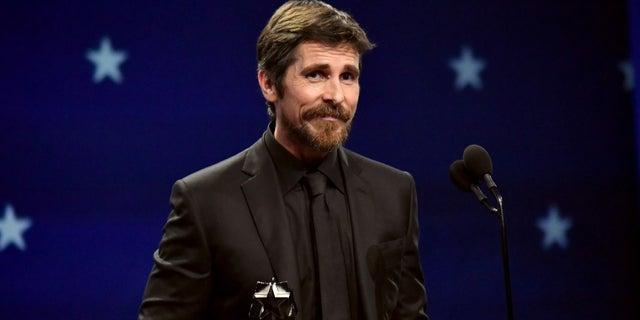 Christian Bale — Getty