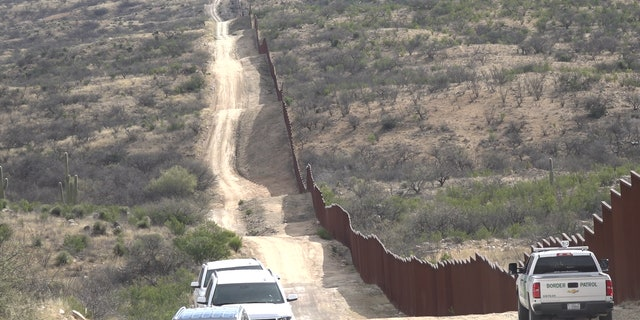 Del Cueto said 40 percent of the illegal drugs smuggled into the US came through this part of the border.