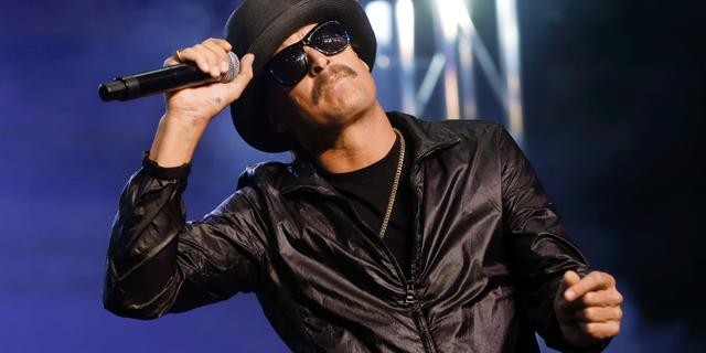 Kid Rock performs in Pontiac, Mich., Oct. 17, 2018. (Associated Press)