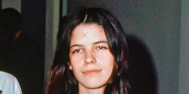 Leslie Van Houten in 1971. — AP