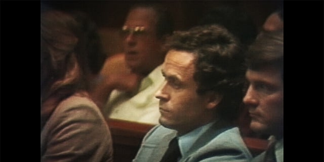 Ted Bundy famously proposed to Carole Ann Boone in court. — Netflix
