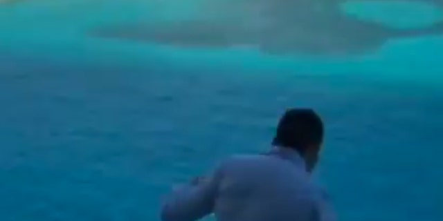 Man jumps off cruise ship for Instagram