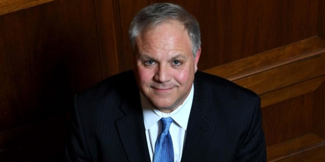 David Bernhardt is the acting secretary of the Interior Department