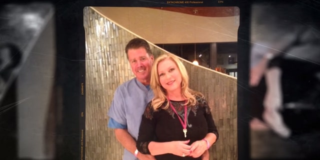 Debra Newell and John Meehan. — Oxygen