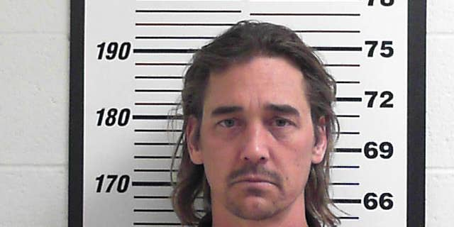 Bryan David Boyak, 43, was arrested after allegedly biting off a chunk of another man's ear off.