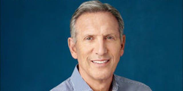 Howard Schultz kicks off potential bid to unseat Trump... by attacking Democrats