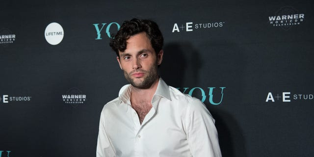 """Penn Badgley called out fans who were swooning over his character in the Lifetime show """"You."""""""