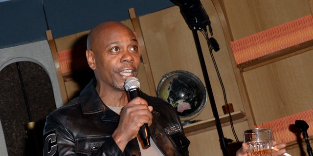 Dave Chappelle was honored by celebrity friends while receiving the Mark Twain Prize for American Humor.