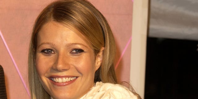 """Gwyneth Paltrow attends """"The Royal Tenenbaums"""" Los Angeles Premiere at El Capitan Theatre in Hollywood, Calif. on December 6, 2001."""