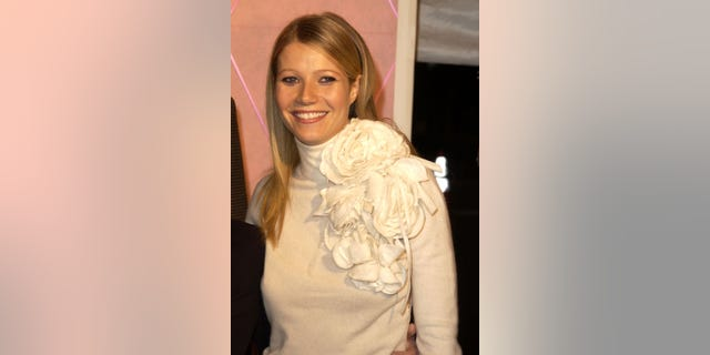 "Gwyneth Paltrow attends ""The Royal Tenenbaums"" Los Angeles Premiere at El Capitan Theatre in Hollywood, Calif. on December 6, 2001."