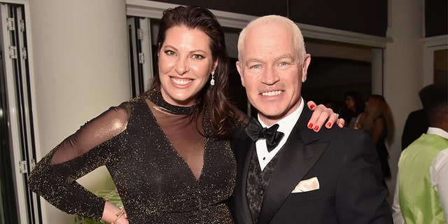 Ruvé and Neal McDonough. — Getty