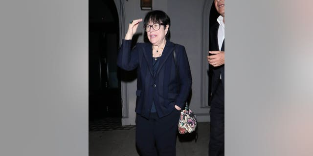 LOS ANGELES, CA - JANUARY 29: Kathy Bates is seen on January 29, 2019 in Los Angeles, CA. (Photo by Hollywood To You/Star Max/GC Images)