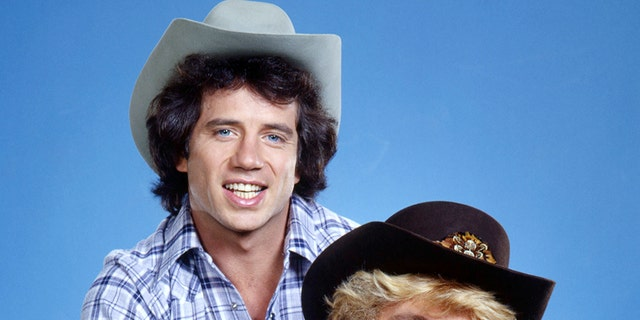 Tom Wopat (left) and John Schneider in a promotional portrait for the TV show