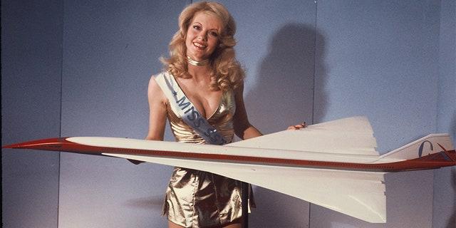 Misty Rowe in 1977. — Getty