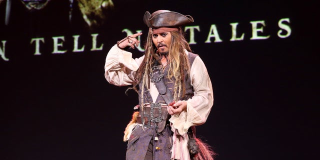 Johnny Depp will not appear in the next installment of the 'Pirates of the Caribbean' franchise.