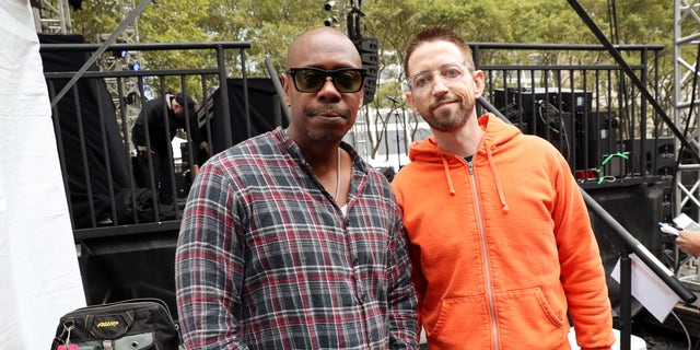 Comedian and co-creator of 'The Chappelle Show' Neal Brennan claims R. Kelly wanted to fight the comedian over a sketch.