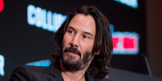 Keanu Reeves has a profound take on the afterlife