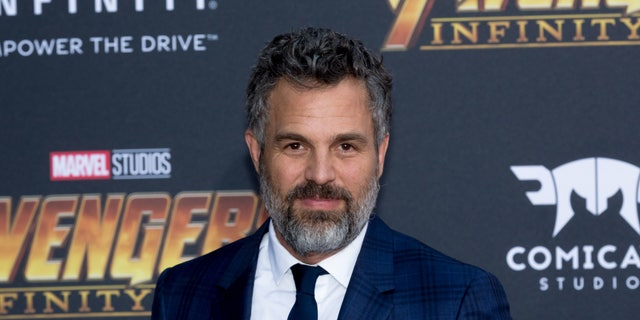 "Mark Ruffalo attends the ""Avengers: Infinity War"" World Premiere on April 23, 2018 in Los Angeles, Calif. (Greg Doherty/Patrick McMullan via Getty Images)"