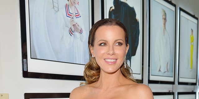 Kate Beckinsale attends W Magazine Celebrates Its 'Best Performances' Portfolio and the Golden Globes with Audi and Giorgio Armani Beauty at Chateau Marmont on January 4, 2019 in Los Angeles, California.