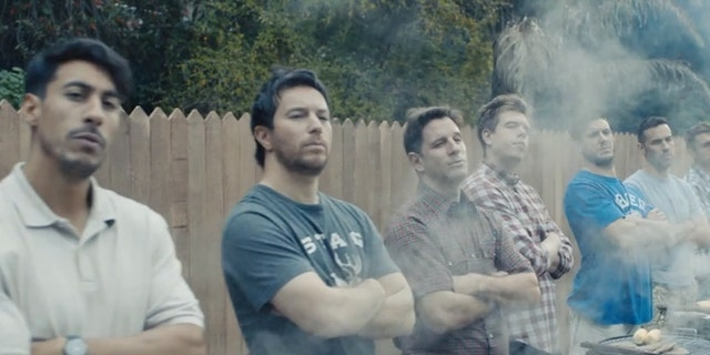 """Gillette's brand manager said the company felt compelled to comment on """"what's happening today"""" in its new ad."""