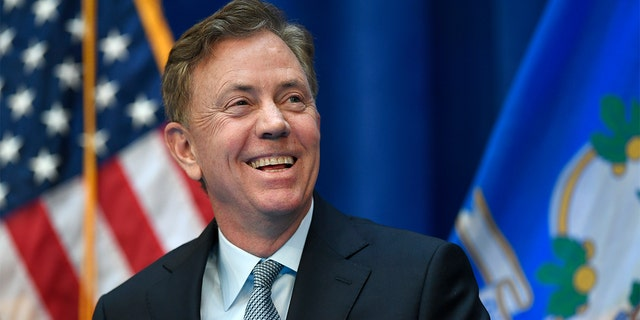 Connecticut Gov. Ned Lamont speaks Jan. 9, 2019, in Hartford Conn. (Associated Press)