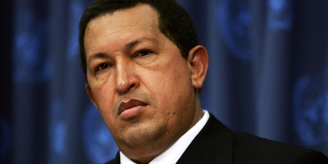 The late Venezuelan President Hugo Chavez (Getty)