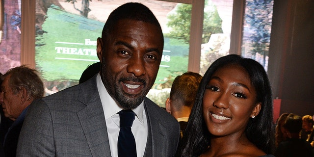 Idris Elba's Daughter Opens Up About Her Mother's Mental Illness