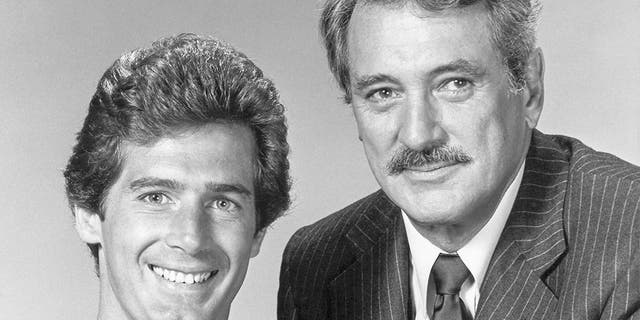 "Rock and protege Jack Scalia starred in the ill-fated NBC series ""The Devlin Connection,"" which debuted in 1982."