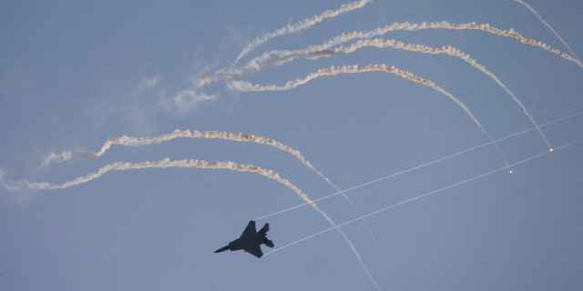 An Israeli Air Force official told the Jerusalem Post there were no indications or warnings before the canopy detached.