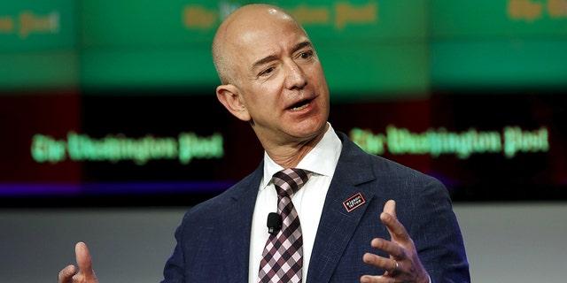 Washington Post owner Jeff Bezos