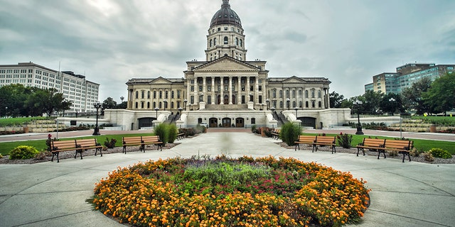 Kansas lawmakers approved a rules change to allow female lawmakers to breastfeed from the state House floor.