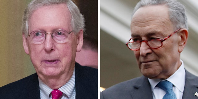Senate Majority Leader Mitch McConnell, R-Ky., had sought to kill the resolution by Senate Minority Leader Chuck Schumer, D-N.Y. that opposed the Trump administration's move to limit Russia sanctions.