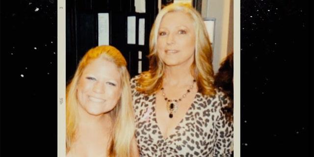 Debra Newell and her daughter Terra.