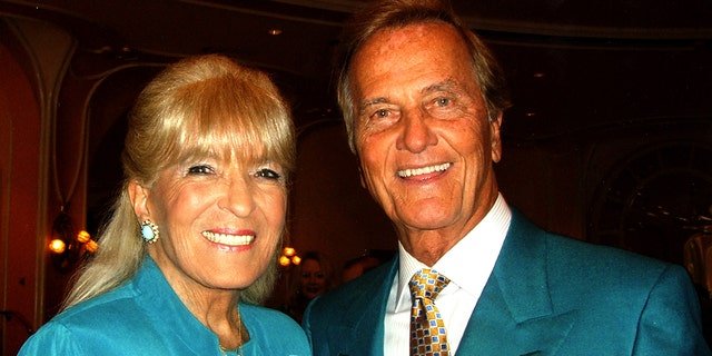 Shirley and Pat Boone were married for 65 years. (Photo courtesy of Milt Suchin, personal manager for Pat Boone)
