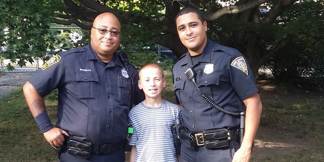 One of Phil Roselle's sons, Justin, followed in his father's footsteps and has become a police officer in New Haven, a city on Connecticut's coastline about 30 miles east of Norwalk.