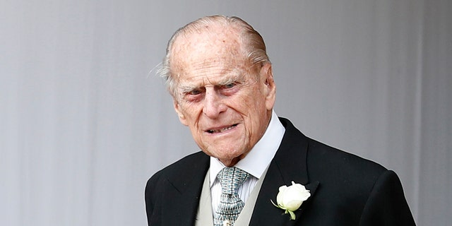 Prince Philip is still hospitalized in King Edward VII Hospital in London.