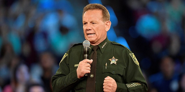 Former Broward County Sheriff Scott Israel was suspended in January.